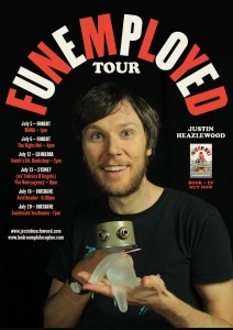 Funemployed-Tour-A3 poster2